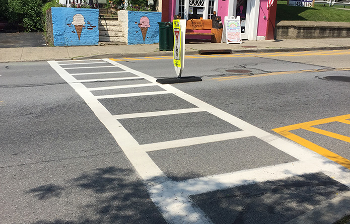 Main Street Accessibility Improvements