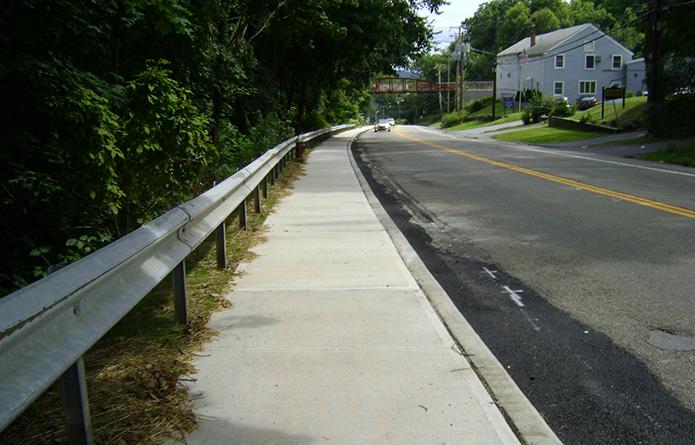 Carmel Sidewalks
