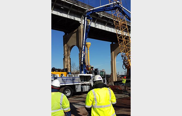 Goethals Bridge Quality Assurance