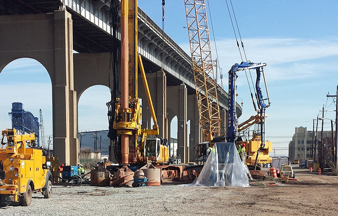 Goethals Bridge Quality Assurance