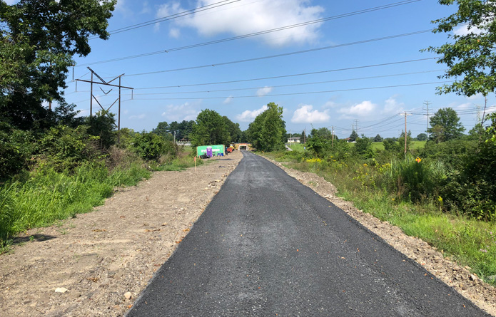 Heritage Trail Extension