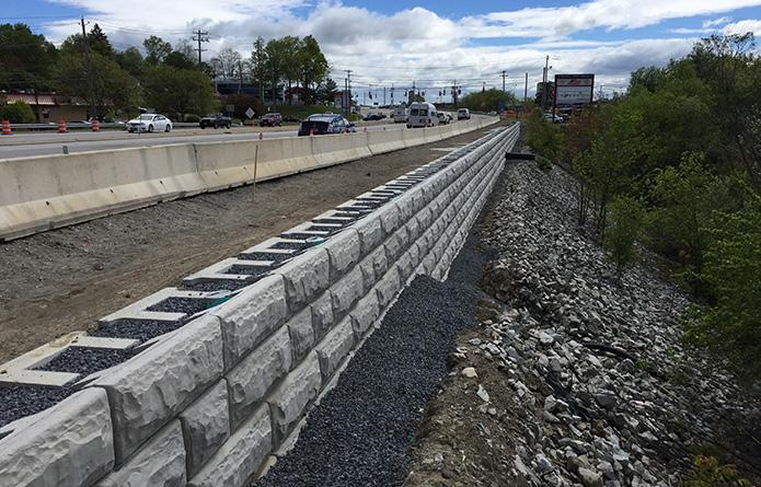 Route 211 Pedestrian and Landscape Improvements