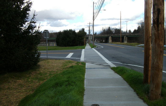 Route 9 Sidewalks