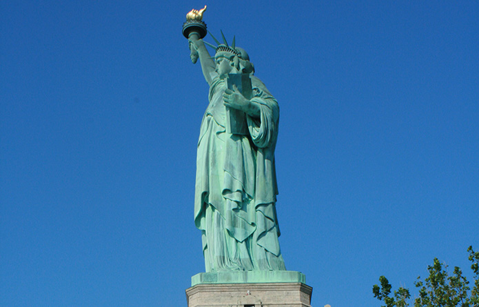 Statue of Liberty National Monument Material Testing