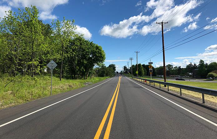 South Putt Corners Road