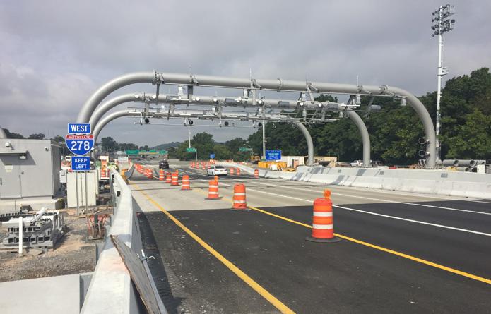 Open Road Tolling at TBTA Bridges